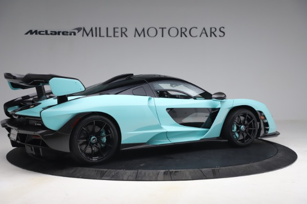 Used 2019 McLaren Senna for sale Sold at Pagani of Greenwich in Greenwich CT 06830 8