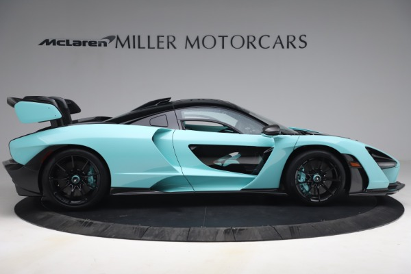Used 2019 McLaren Senna for sale Sold at Pagani of Greenwich in Greenwich CT 06830 9