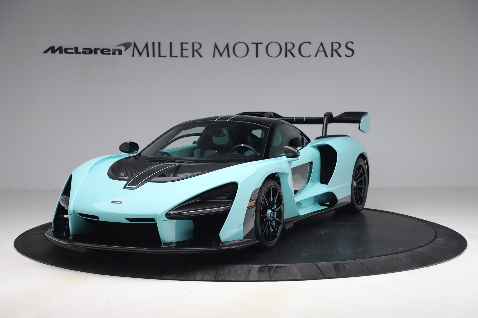Used 2019 McLaren Senna for sale Sold at Pagani of Greenwich in Greenwich CT 06830 1