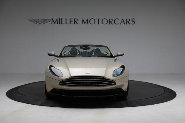Used 2019 Aston Martin DB11 Volante for sale $209,900 at Pagani of Greenwich in Greenwich CT 06830 11