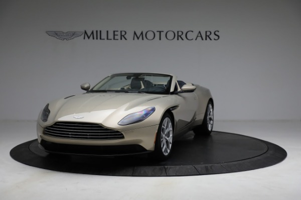 Used 2019 Aston Martin DB11 Volante for sale $209,900 at Pagani of Greenwich in Greenwich CT 06830 12