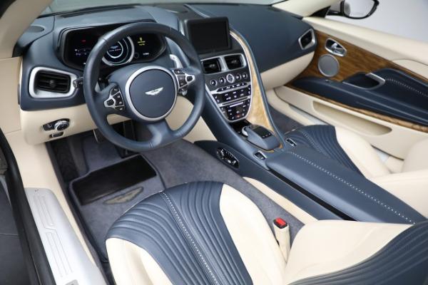 Used 2019 Aston Martin DB11 Volante for sale $209,900 at Pagani of Greenwich in Greenwich CT 06830 13