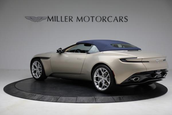 Used 2019 Aston Martin DB11 Volante for sale $209,900 at Pagani of Greenwich in Greenwich CT 06830 27
