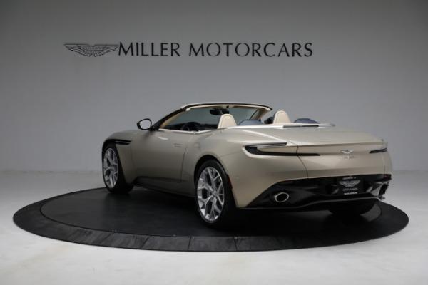 Used 2019 Aston Martin DB11 Volante for sale $209,900 at Pagani of Greenwich in Greenwich CT 06830 4
