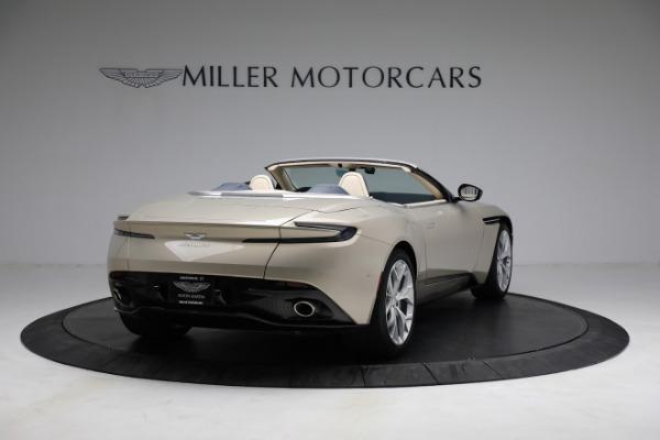 Used 2019 Aston Martin DB11 Volante for sale $209,900 at Pagani of Greenwich in Greenwich CT 06830 6