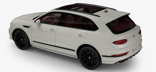 New 2021 Bentley Bentayga Speed for sale Call for price at Pagani of Greenwich in Greenwich CT 06830 4