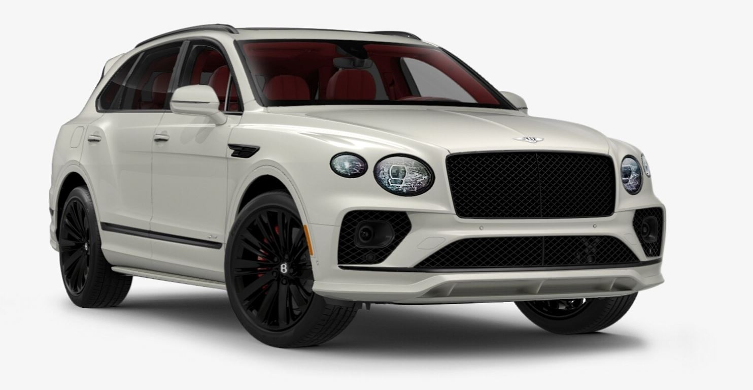 New 2021 Bentley Bentayga Speed for sale Call for price at Pagani of Greenwich in Greenwich CT 06830 1
