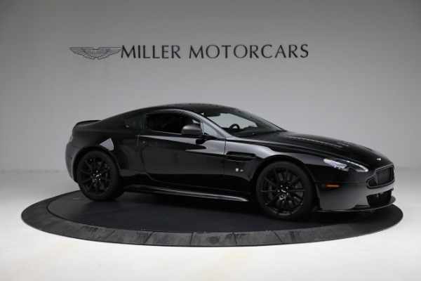 Used 2015 Aston Martin V12 Vantage S for sale $119,900 at Pagani of Greenwich in Greenwich CT 06830 10