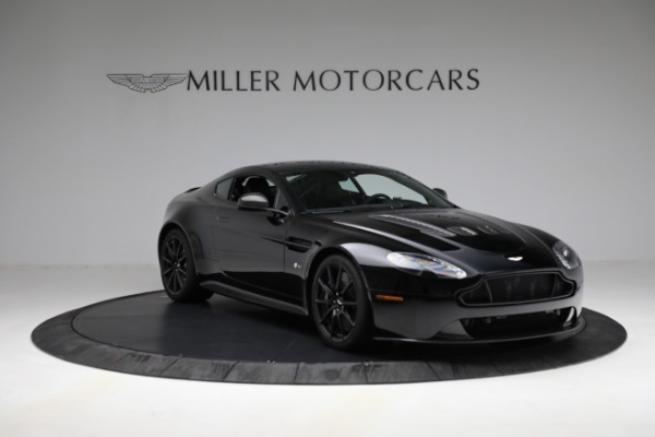 Used 2015 Aston Martin V12 Vantage S for sale $119,900 at Pagani of Greenwich in Greenwich CT 06830 11