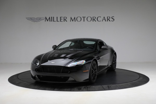 Used 2015 Aston Martin V12 Vantage S for sale $119,900 at Pagani of Greenwich in Greenwich CT 06830 13