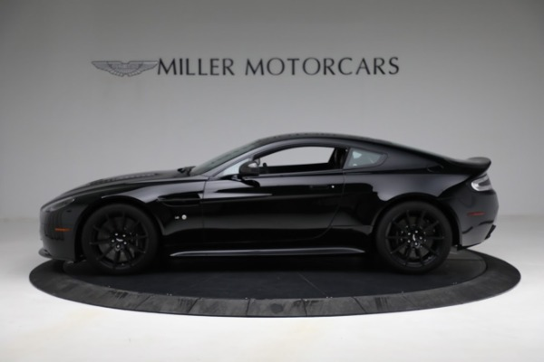 Used 2015 Aston Martin V12 Vantage S for sale $119,900 at Pagani of Greenwich in Greenwich CT 06830 2