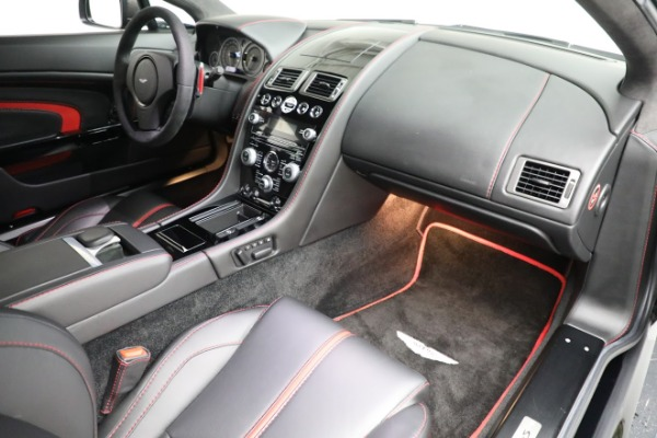 Used 2015 Aston Martin V12 Vantage S for sale $119,900 at Pagani of Greenwich in Greenwich CT 06830 21
