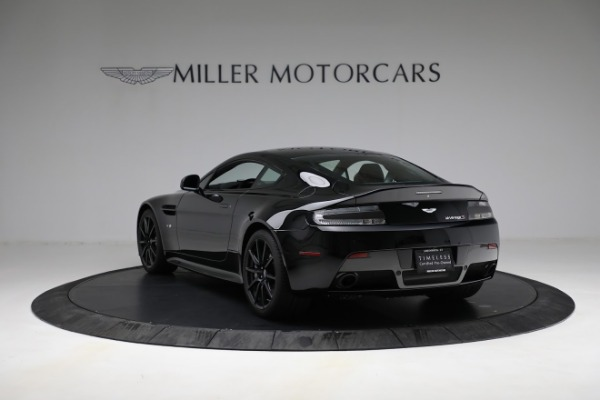 Used 2015 Aston Martin V12 Vantage S for sale $119,900 at Pagani of Greenwich in Greenwich CT 06830 4
