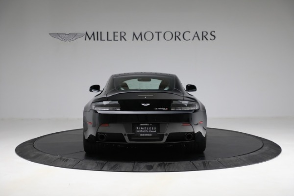 Used 2015 Aston Martin V12 Vantage S for sale $119,900 at Pagani of Greenwich in Greenwich CT 06830 6