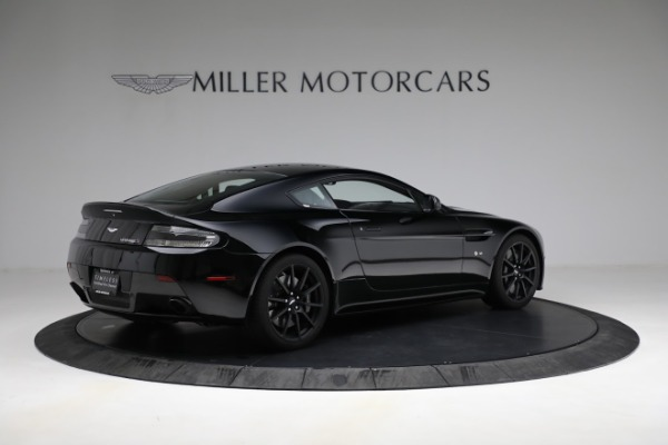 Used 2015 Aston Martin V12 Vantage S for sale $119,900 at Pagani of Greenwich in Greenwich CT 06830 8