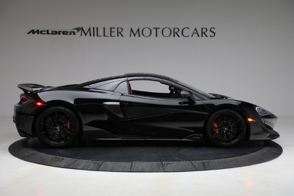 Used 2020 McLaren 600LT Spider for sale Call for price at Pagani of Greenwich in Greenwich CT 06830 25