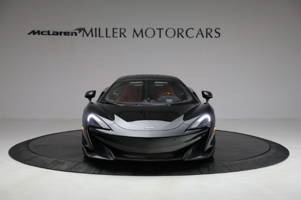 Used 2020 McLaren 600LT Spider for sale Call for price at Pagani of Greenwich in Greenwich CT 06830 27