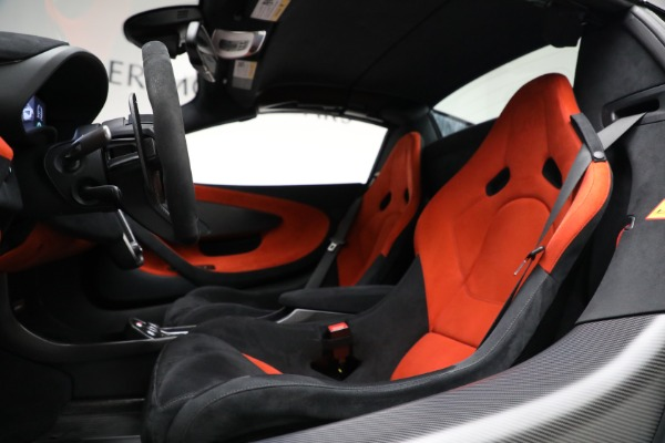 Used 2020 McLaren 600LT Spider for sale Call for price at Pagani of Greenwich in Greenwich CT 06830 28