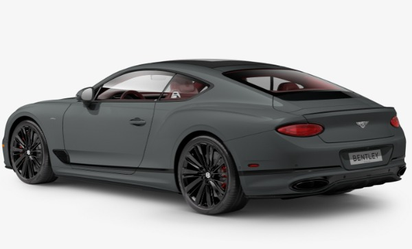 New 2022 Bentley Continental GT Speed for sale Sold at Pagani of Greenwich in Greenwich CT 06830 3