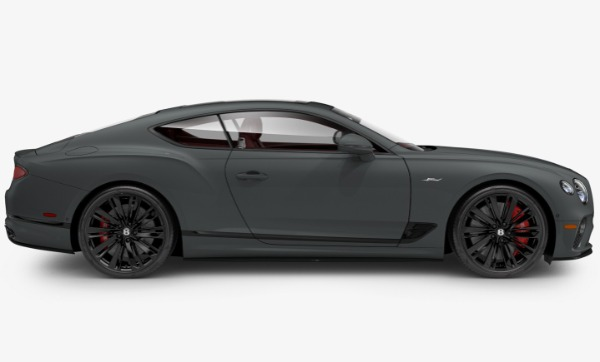 New 2022 Bentley Continental GT Speed for sale Sold at Pagani of Greenwich in Greenwich CT 06830 5