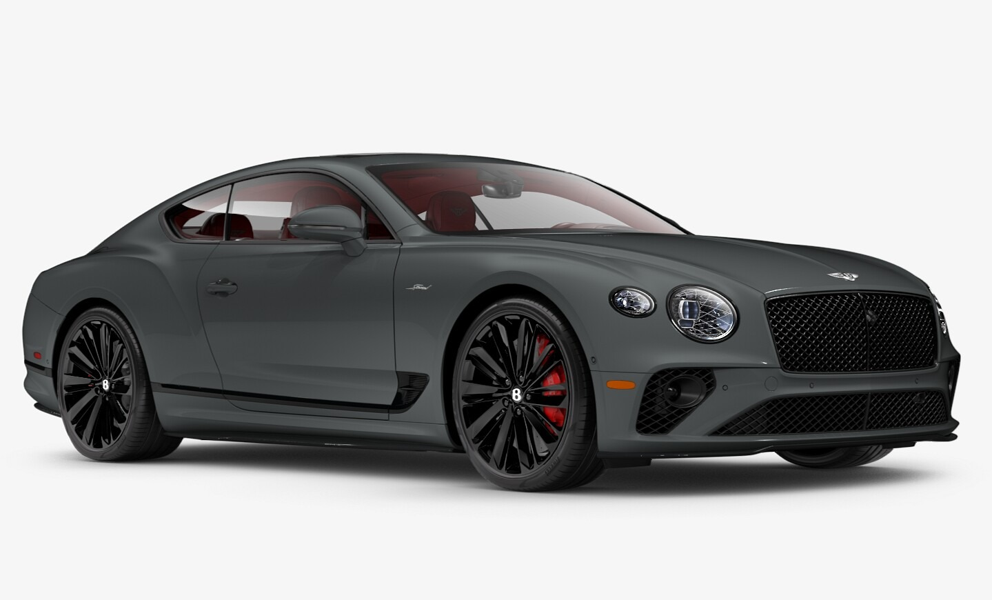 New 2022 Bentley Continental GT Speed for sale Sold at Pagani of Greenwich in Greenwich CT 06830 1