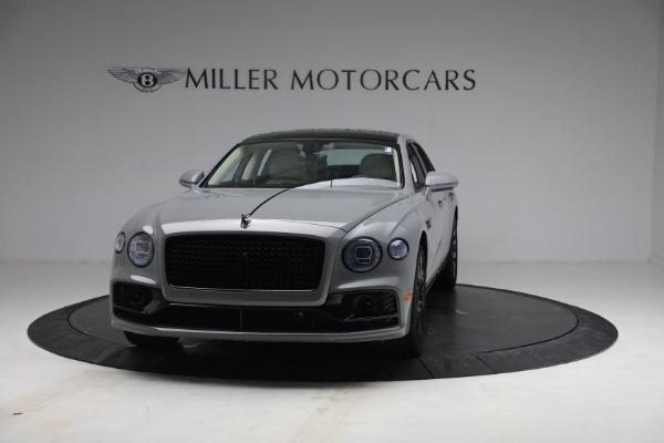 New 2022 Bentley Flying Spur Flying Spur V8 for sale Call for price at Pagani of Greenwich in Greenwich CT 06830 2