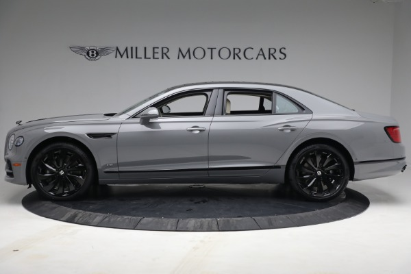 New 2022 Bentley Flying Spur V8 for sale Call for price at Pagani of Greenwich in Greenwich CT 06830 3