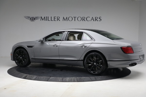 New 2022 Bentley Flying Spur Flying Spur V8 for sale Call for price at Pagani of Greenwich in Greenwich CT 06830 4