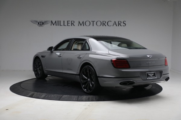 New 2022 Bentley Flying Spur V8 for sale Call for price at Pagani of Greenwich in Greenwich CT 06830 5
