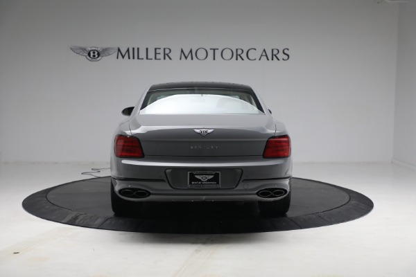 New 2022 Bentley Flying Spur V8 for sale Call for price at Pagani of Greenwich in Greenwich CT 06830 6