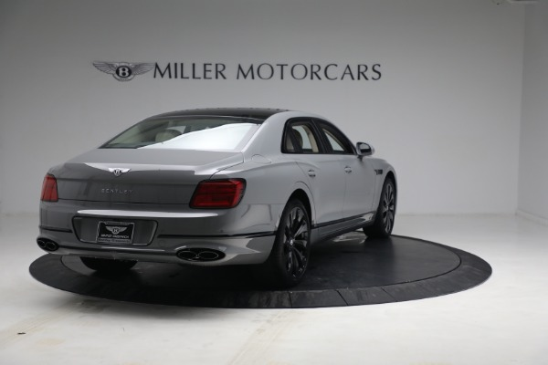 New 2022 Bentley Flying Spur V8 for sale Call for price at Pagani of Greenwich in Greenwich CT 06830 7