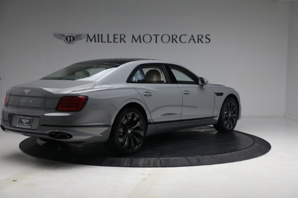 New 2022 Bentley Flying Spur Flying Spur V8 for sale Call for price at Pagani of Greenwich in Greenwich CT 06830 8