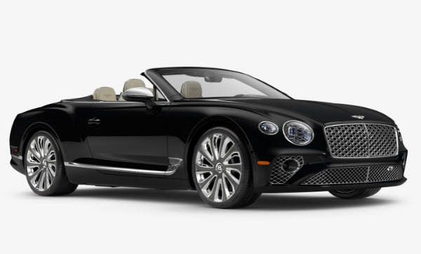 New 2021 Bentley Continental GT V8 Mulliner for sale Sold at Pagani of Greenwich in Greenwich CT 06830 1