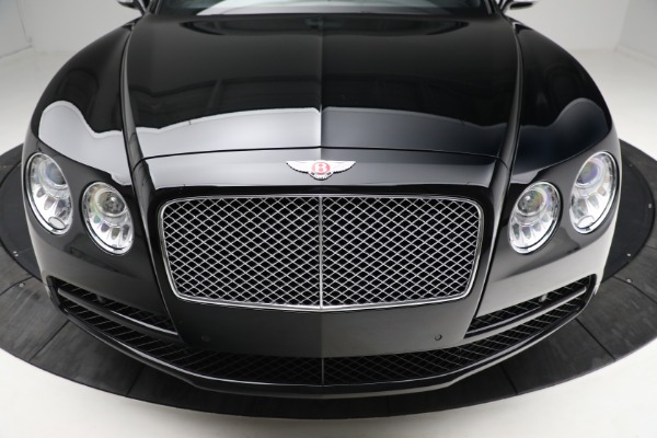 Used 2017 Bentley Flying Spur V8 for sale $144,900 at Pagani of Greenwich in Greenwich CT 06830 13