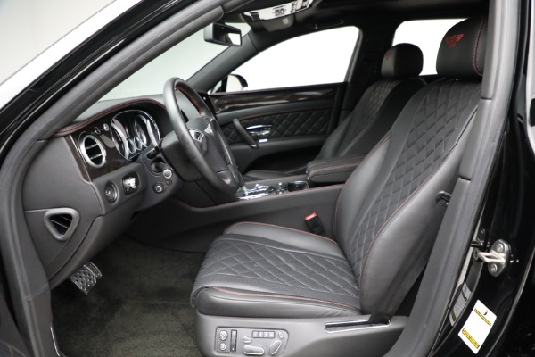 Used 2017 Bentley Flying Spur V8 for sale $144,900 at Pagani of Greenwich in Greenwich CT 06830 18