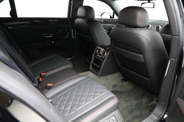 Used 2017 Bentley Flying Spur V8 for sale $144,900 at Pagani of Greenwich in Greenwich CT 06830 28