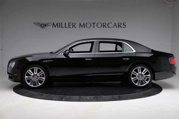 Used 2017 Bentley Flying Spur V8 for sale $144,900 at Pagani of Greenwich in Greenwich CT 06830 3