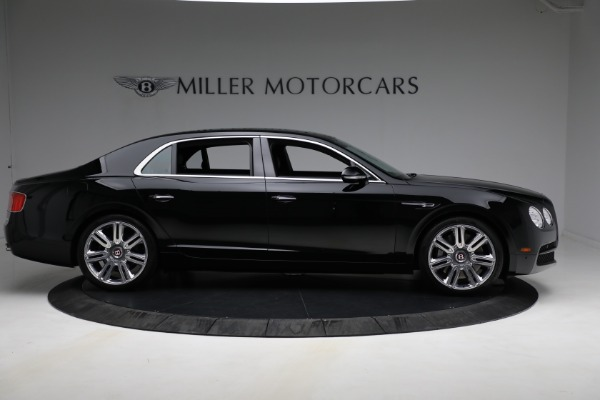 Used 2017 Bentley Flying Spur V8 for sale $144,900 at Pagani of Greenwich in Greenwich CT 06830 9
