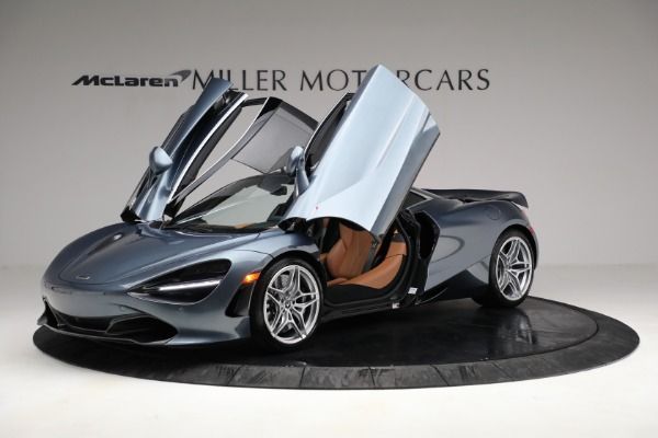 Used 2019 McLaren 720S Luxury for sale Call for price at Pagani of Greenwich in Greenwich CT 06830 13