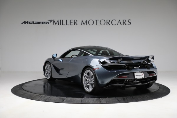 Used 2019 McLaren 720S Luxury for sale Call for price at Pagani of Greenwich in Greenwich CT 06830 4