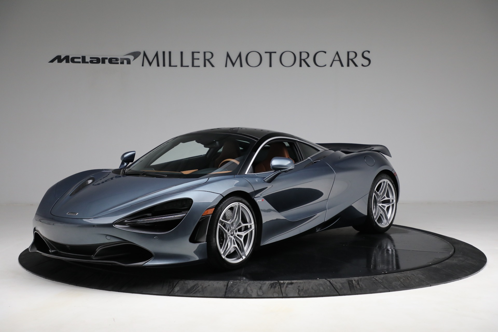 Used 2019 McLaren 720S Luxury for sale Call for price at Pagani of Greenwich in Greenwich CT 06830 1
