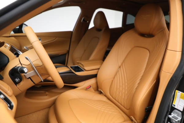 New 2021 Aston Martin DBX for sale Sold at Pagani of Greenwich in Greenwich CT 06830 13