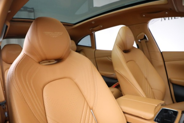 New 2021 Aston Martin DBX for sale Sold at Pagani of Greenwich in Greenwich CT 06830 18