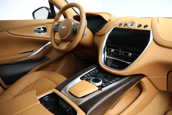 New 2021 Aston Martin DBX for sale Sold at Pagani of Greenwich in Greenwich CT 06830 19