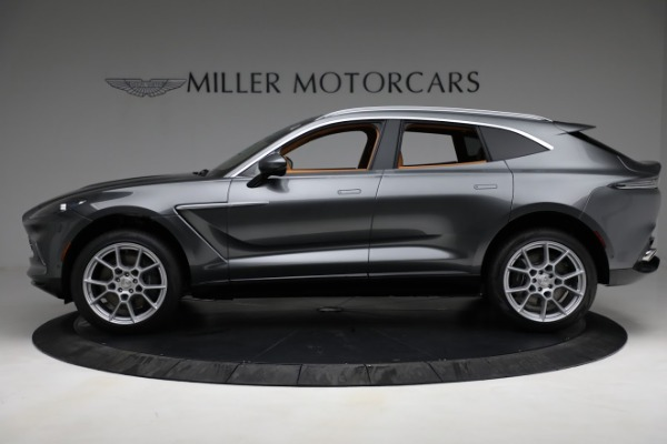 New 2021 Aston Martin DBX for sale Sold at Pagani of Greenwich in Greenwich CT 06830 2