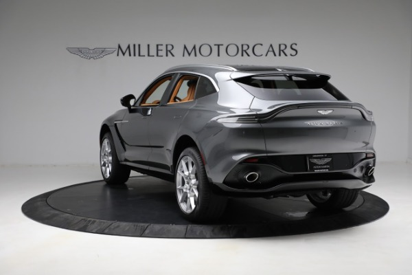 New 2021 Aston Martin DBX for sale Sold at Pagani of Greenwich in Greenwich CT 06830 4