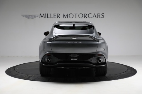 New 2021 Aston Martin DBX for sale Sold at Pagani of Greenwich in Greenwich CT 06830 5