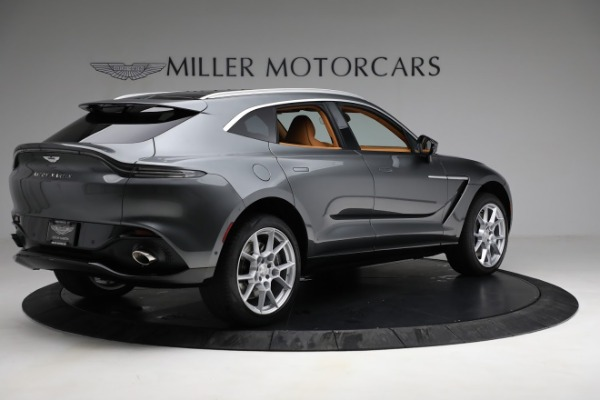 New 2021 Aston Martin DBX for sale Sold at Pagani of Greenwich in Greenwich CT 06830 7