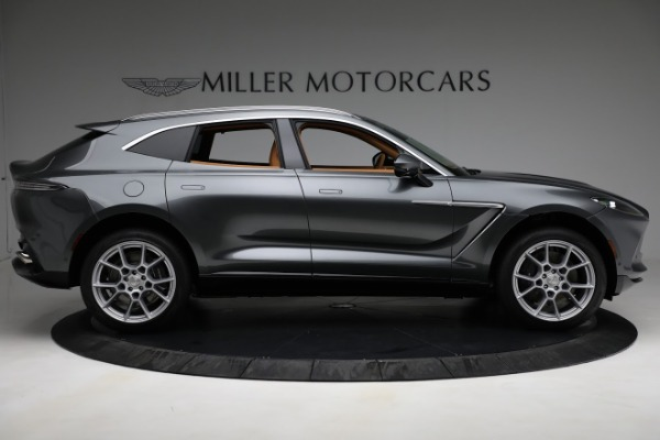 New 2021 Aston Martin DBX for sale Sold at Pagani of Greenwich in Greenwich CT 06830 8