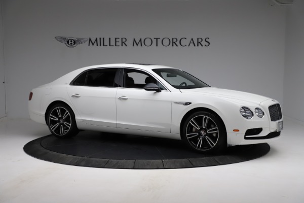 Used 2017 Bentley Flying Spur V8 S for sale $149,900 at Pagani of Greenwich in Greenwich CT 06830 10